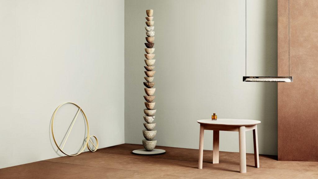 Norwegian Furnishings by Tron Meyer, Marte Froeystad, Erik Wester, and Stine Aas