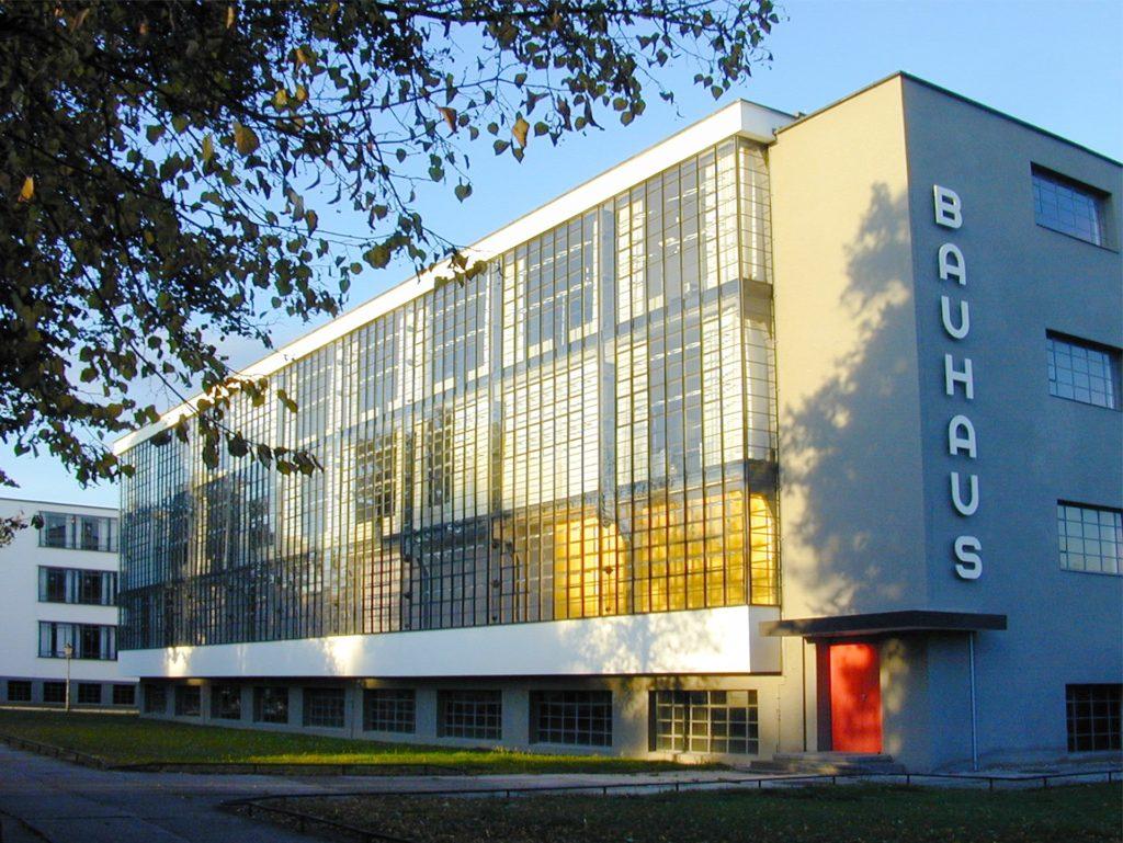 Bauhaus Building in Dessau