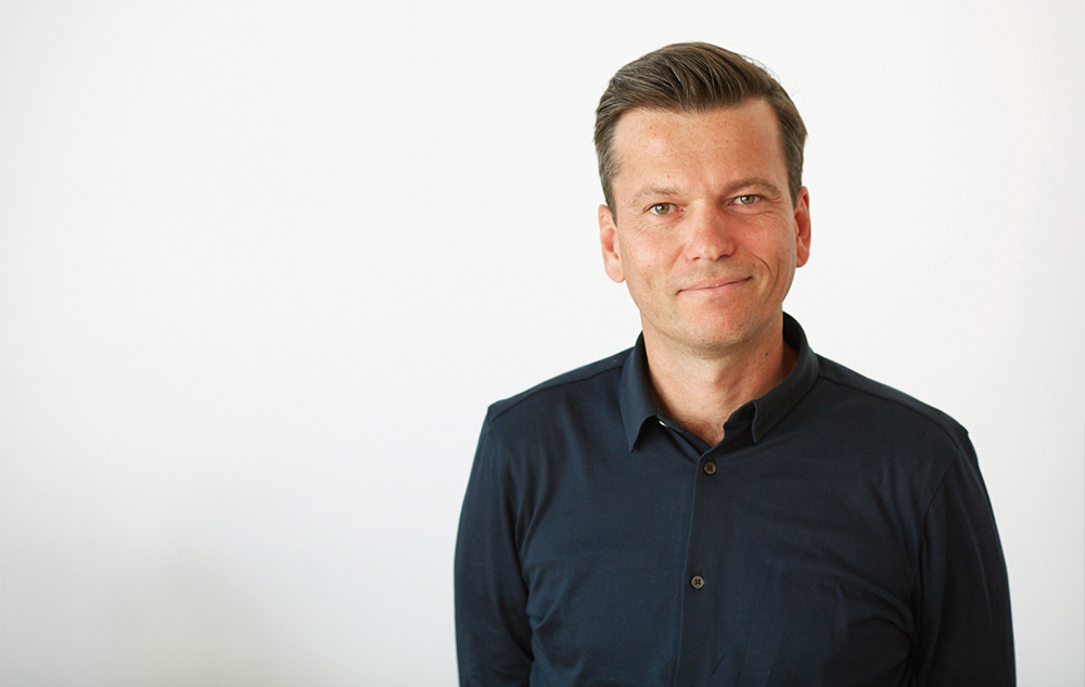 Casper Mork-Ulnes of Mork-Ulnes Architects