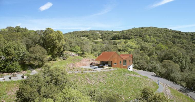 Triple Barn House